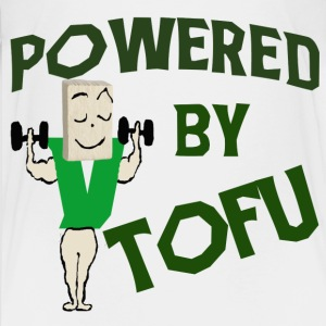 POWERED BY TOFU - Kids' Premium T-Shirt