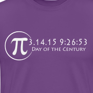 Design ~ 3.14.15 Pi Day of the Century