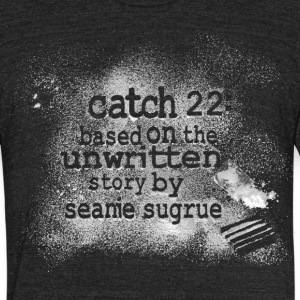 catch 22: botusbss Blow T - Unisex Tri-Blend T-Shirt by American Apparel