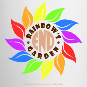 Rainbow's End Garden Mug - Coffee/Tea Mug