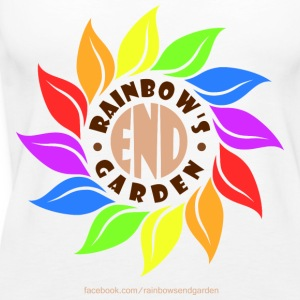 Rainbow's End Garden Tank - Women's Premium Tank Top