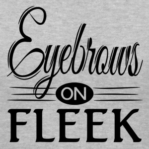 Eyebrows On FLEEK - Women's V-Neck T-Shirt