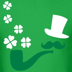 Irish man st.paddy's day Men's T-Shirt - Men's T-Shirt