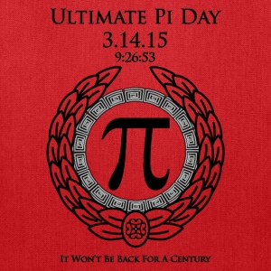 Ultimate Pi Day 3.14.15 9:26:53 BTXT Tote Bag - Tote Bag