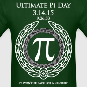 Ultimate Pi Day 3.14.15 9:26:53 WTXT Men's T-Shirt - Men's T-Shirt