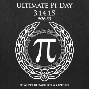 Ultimate Pi Day 3.14.15 9:26:53 WTXT Tote Bag - Tote Bag
