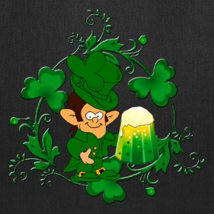 Happy Leprechaun Tote Bag - Tote Bag