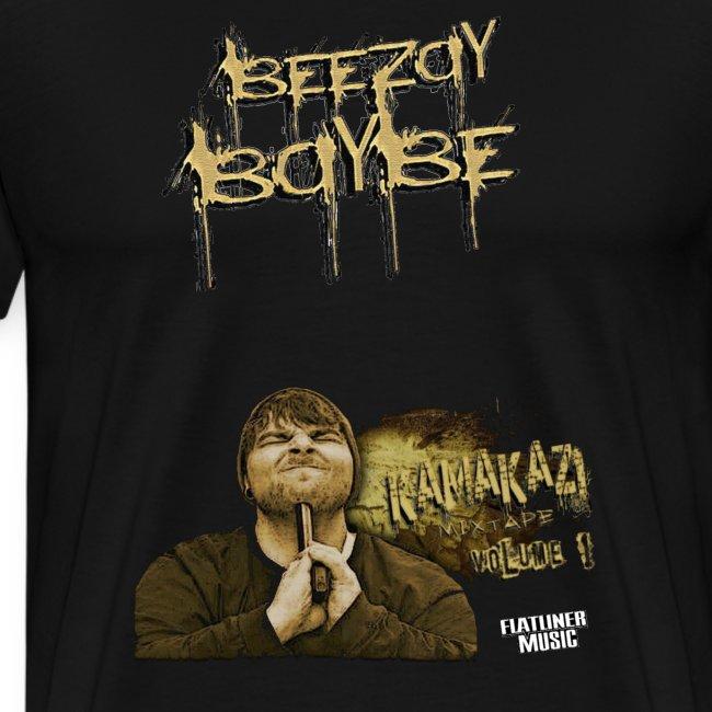 "Beezay Baybe ""KamaKaZi"" Tee"