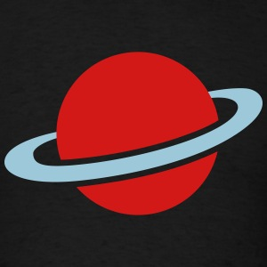 Saturn T-Shirts - Men's T-Shirt