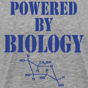 Biology Power T-Shirts - Men's Premium T-Shirt