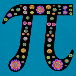 happy pi day - Women's T-Shirt