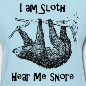 Sloth - Women's T-Shirt