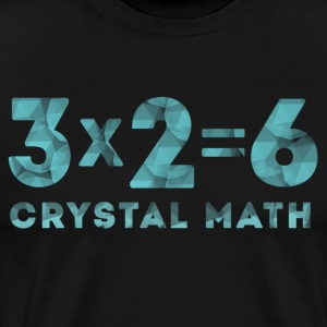 Crystal Math T-Shirts - Men's Premium T-Shirt