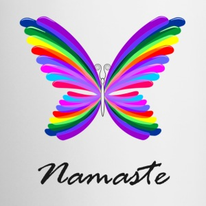 Namaste butterly - Coffee/Tea Mug