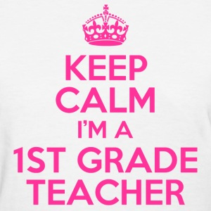1st Grade Teacher Women's T-Shirts - Women's T-Shirt