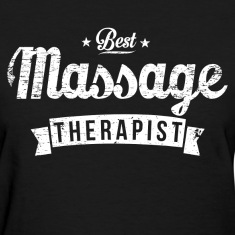 Best Massage Therapist Women's T-Shirts