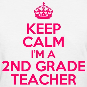 2nd Grade Teacher Women's T-Shirts - Women's T-Shirt