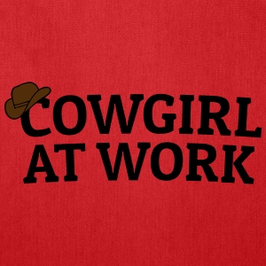 Cowgirls at work Bags & backpacks - Tote Bag