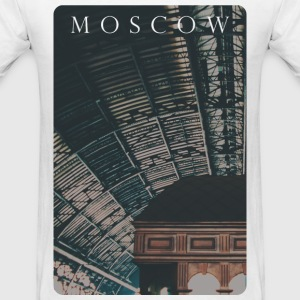 Moscow Vibes T-Shirts - Men's T-Shirt