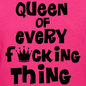 Queen Women's T-Shirts - Women's T-Shirt