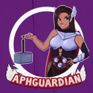 Design ~ Aphguardian Womens Hoodie