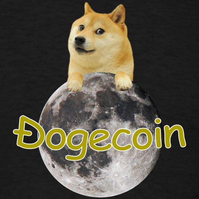 Doge on the Moon