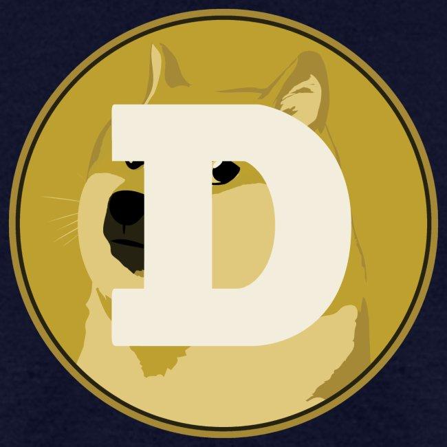 Dogecoin Logo Simple
