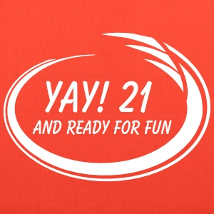 Yay! 21 Fun Bags & backpacks - Tote Bag