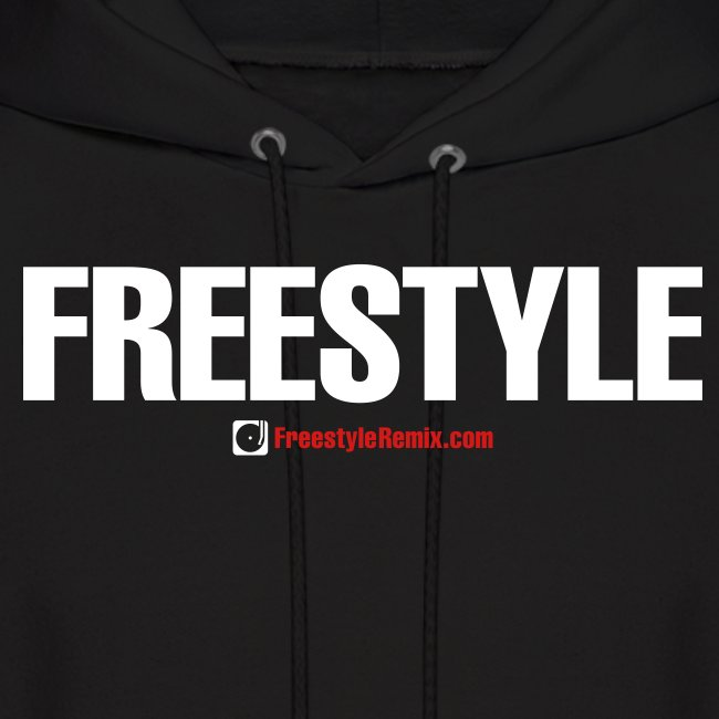 Freestyle Remix 2-Color Hoodie