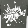 It's Sunday Funday! T-Shirts - Men's T-Shirt by American Apparel