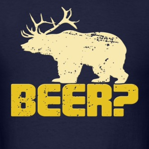 beer? - Men's T-Shirt