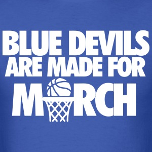 Blue Devils T-Shirts - Men's T-Shirt