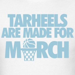 Tarheels March T-Shirts - Men's T-Shirt
