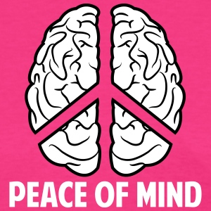 Peace of Mind Women's T-Shirts - Women's T-Shirt