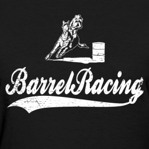 Barrel Racing Women's T-Shirts - Women's T-Shirt