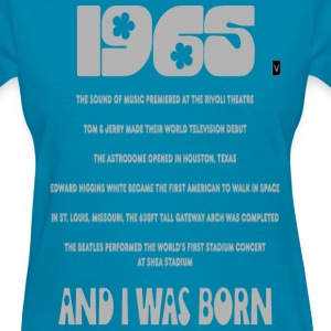 1965 Birthday - Women's T-Shirt