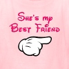 My BFF Mickey hand pointing left Kids T-shirt - Kids' T-Shirt