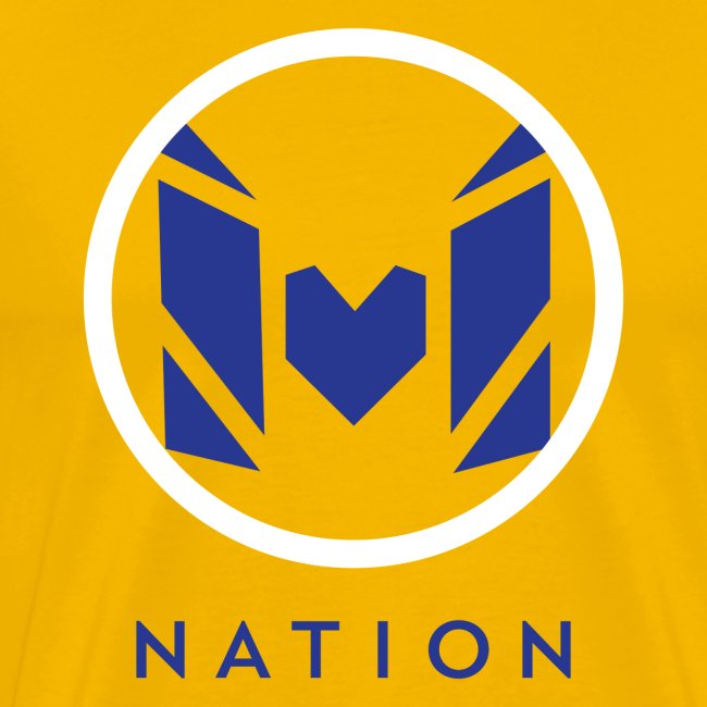 Molo Nation Official T-Shirt (Gold Rush)