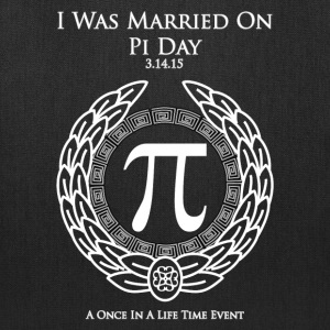 I Was Married On Pi Day Tote Bag - Tote Bag