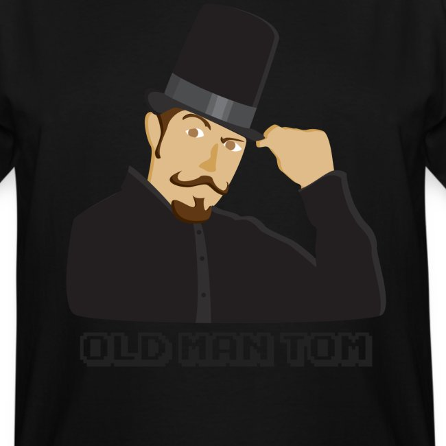 Old Man Tom Stay Classy Tall Shirt
