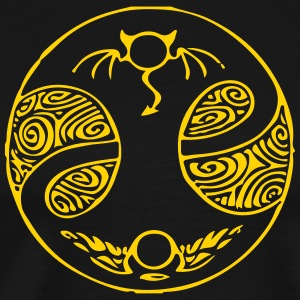Guild Seal (Gold) - Men's Premium T-Shirt