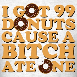 99 donuts - Men's T-Shirt