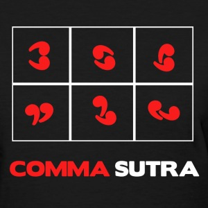 COMMA SUTRA - Women's T-Shirt