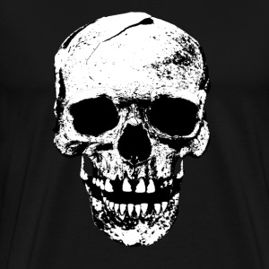Big Skull. - Men's Premium T-Shirt