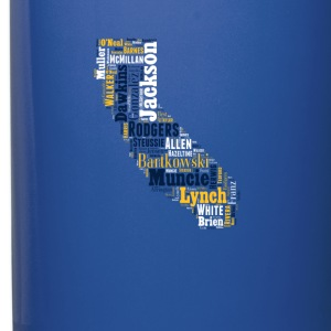 All Time California Football Greats Coffee Mug - Full Color Mug