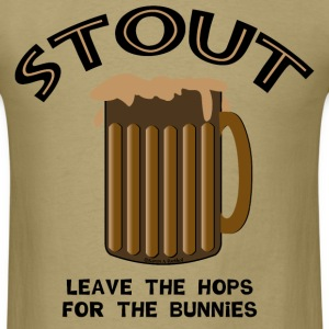 Stout T-Shirts - Men's T-Shirt