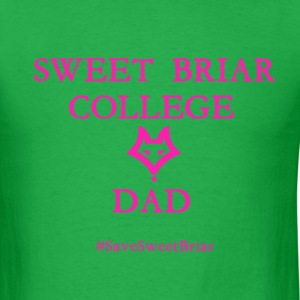 Sweet Briar College Dad t-shirt - Men's T-Shirt