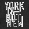 York Is Not New - Unisex Tri-Blend T-Shirt by American Apparel