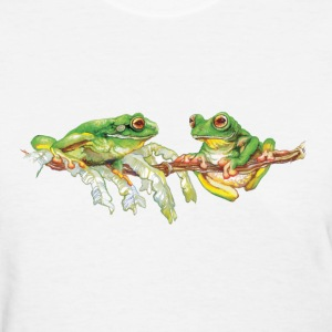 treefrogs - Women's T-Shirt