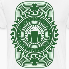 St Patrick's Day Drinking Team T-shirts